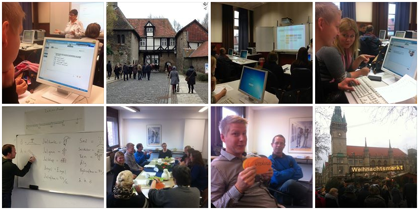 Grundtvig - projektmöte i Braunschweig Tyskland