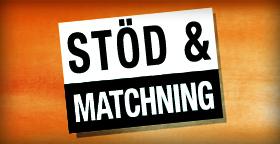 Klicka dig till information om Urkraft Stöd och matchning...